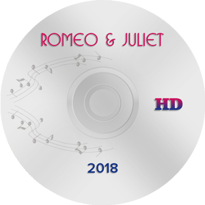 Romeo & Juliet, Moscow 2018 HD (Blu-ray)