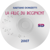 La fille du regiment 2007, Vienna SD (DVD)