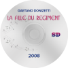 La fille du regiment 2008, NY SD (DVD)
