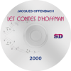 Les Contes d'Hoffmann 2000, Orange SD (DVD)