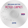 Peter Grimes 2014, London HD (Blu-ray)