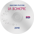 La Boheme 2014, Bordeaux SD (DVD)