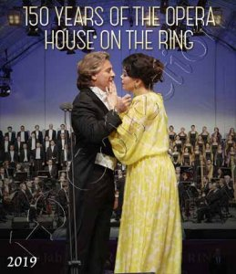 150 Years of the Opera House on the Ring 2019, Vienna HD (Blu-ray)