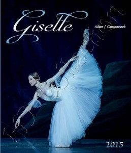 Giselle 2015, Moscow SD (DVD)