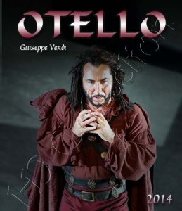 Otello Orange 2014 Blu-ray