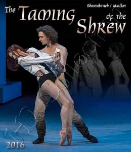 The Taming of the Shrew 2016, Moscow HD (Blu-ray)