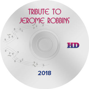 Tribute to Jerome Robbins 2018, Paris HD (Blu-ray)